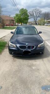 2005 BMW 5 Series 530i m package