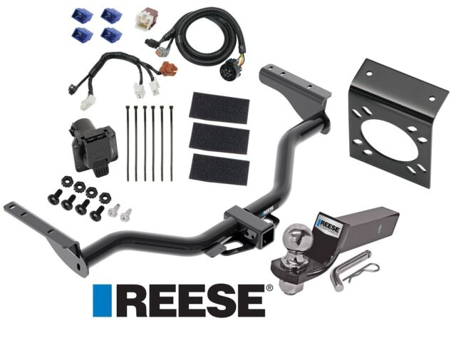 Reese Towpower 74128 7-Way Connector Bracket
