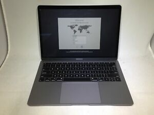 MacBook Air 13 Space Gray 2019 1.6 GHz Intel Core i5 16GB 256GB Excellent Cond.