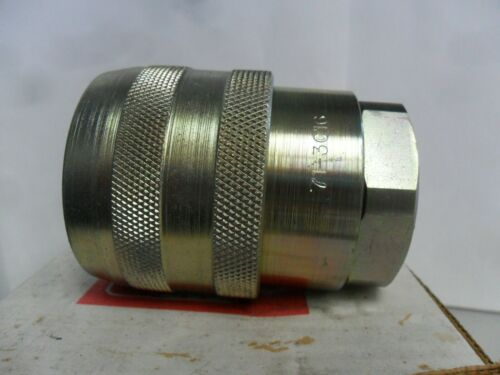 New SNAP-TITE 71-3C16-16FV Hydraulic Coupler Body 1-11-1//2 1 In Body Steel