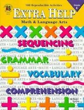Extra Help Math & Language Arts: Grade 6-ExLibrary