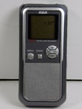 rca rp5120 a digital voice recorder 104 hour 256mb usb ebay rh ebay com RCA Voice Recorder Software RCA Cassette Recorder