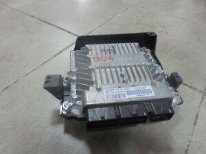 Calculateur vierge sid803 PEUGEOT CITROEN 5WS40204E-T SW9658345280 HW9655041480