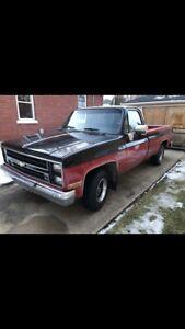 1986 Chevrolet C/K 1500