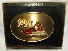 Kawasaki Stand Up Jet Ski 3D Belt Buckle 24K Gold JetSki 550SX 650SX 750SX Ultra