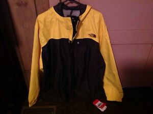 65d6bb90499f Men s Relaxed Fit THE NORTH FACE Windbreaker Size XXL NWT ...