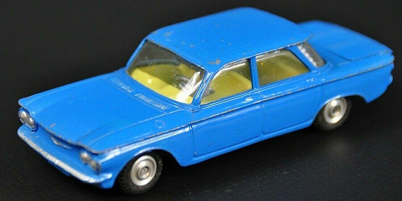 Corgi Toys Chevrolet Corv Air Model Car Vintage Model Car Rare 5B2