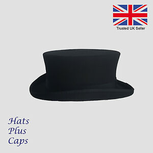 Quality mens ladies dressage top hat 100% wool riding equestrian ... 65c2c4f0fa1