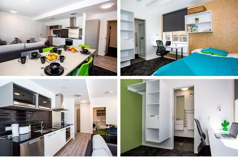 STUDENT ACCOMMODATIONS AVAILABLE ACADEMIC YEAR 2021