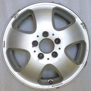 Mercedes Alufelge 5,5x16 Et54 A Classe W168 1684011102 Jante Llanta Cerchione-afficher Le Titre D'origine