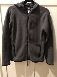 Women's Patagonia Better Sweater Full Zip Fleece Hoody ...