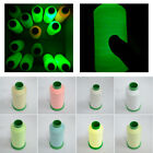 New 1000yd Multipurpose Spool Glow In The Dark Embroidery Luminous Sew Thread