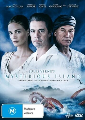 1 of 1 - Mysterious Island (DVD, 2007)       E5