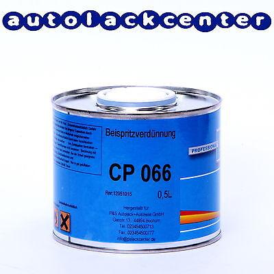 0,5 Liter Beispritzverdünnung CP066 von Profix