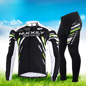 Image is loading Cycling-Long-Sleeve-Clothing-Bicycle-Long-Bike-Wear- 881cf2e9f