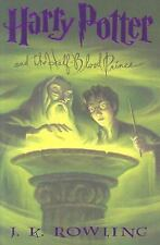 Harry Potter: Harry Potter and the Half-Blood Prince 6 by J. K. Rowling (2005, Hardcover, Large Type, Deluxe)