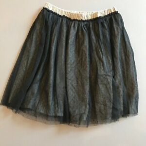 TEA-COLLECTION-Tulle-Twirl-Skirt-Heritage-Blue-Girl-039-s-Sz-12-NWT-Parties-Recitals