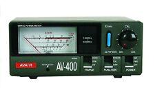 AVAIR AV-400 140 525 MHz VSWR POWER METER SWR VHF UHF AV 400