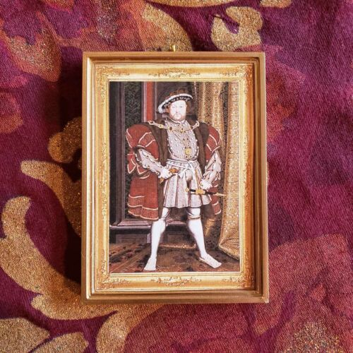 Details about  /King Henry The VIII Painting Image Christmas Ornament//Magnet//DHM//Wall Art