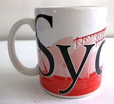 "PRE-OWNED 2003 STARBUCKS ""SYDNEY"" CITY MUG COLLECTOR SERIES COFFEE MUG, 10 OZ."