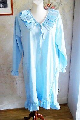 Appena Personalizzato Stylenanda Blu Oversize Midi Abito Camicia Con Volant M Uk 12 - 14-mostra Il Titolo Originale Materiali Di Alta Qualità Al 100%