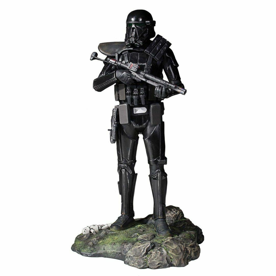 Star Wars Rogue One Stormtrooper DEATH TROOPER Specialist Gentle Giant statue