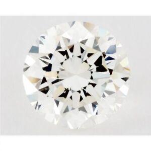 Genuine-Loose-Moissanite-0-82-ct-6-40-mm-I-J-White-Color-Round-Cut-VVS2-AUD