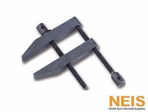 Eclipse Tools 412 Tool Makers Clamp 100 mm Black