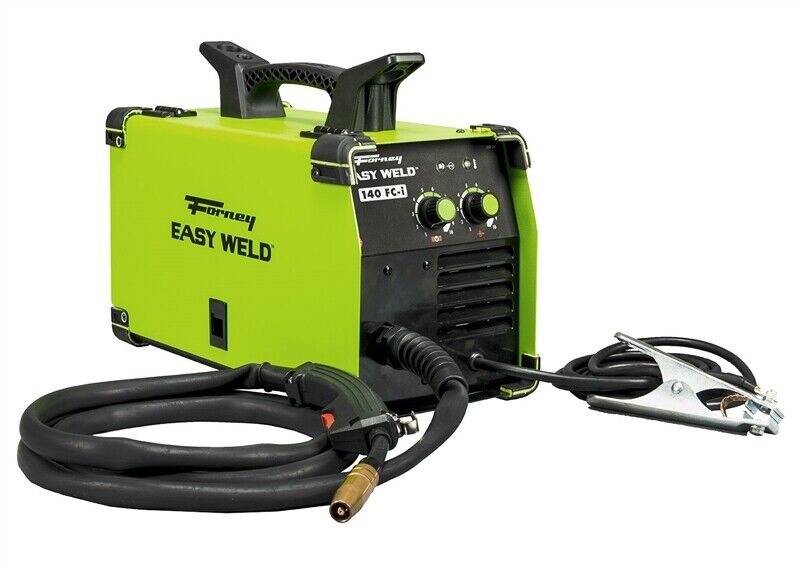 New NEW IN BOX Forney 261 Easy Weld MIG Welder MACHINE 120 Volts GASLESS 8917197.