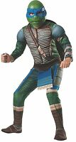 Teenage Mutant Ninja Turtles Deluxe Muscle-chest Leonardo Costume, Child Large on sale