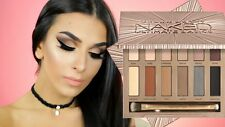 AUTHETIC Urban Decay NAKED ULTIMATE BASIC Palette 12 Colors Eyeshadow Nude Color