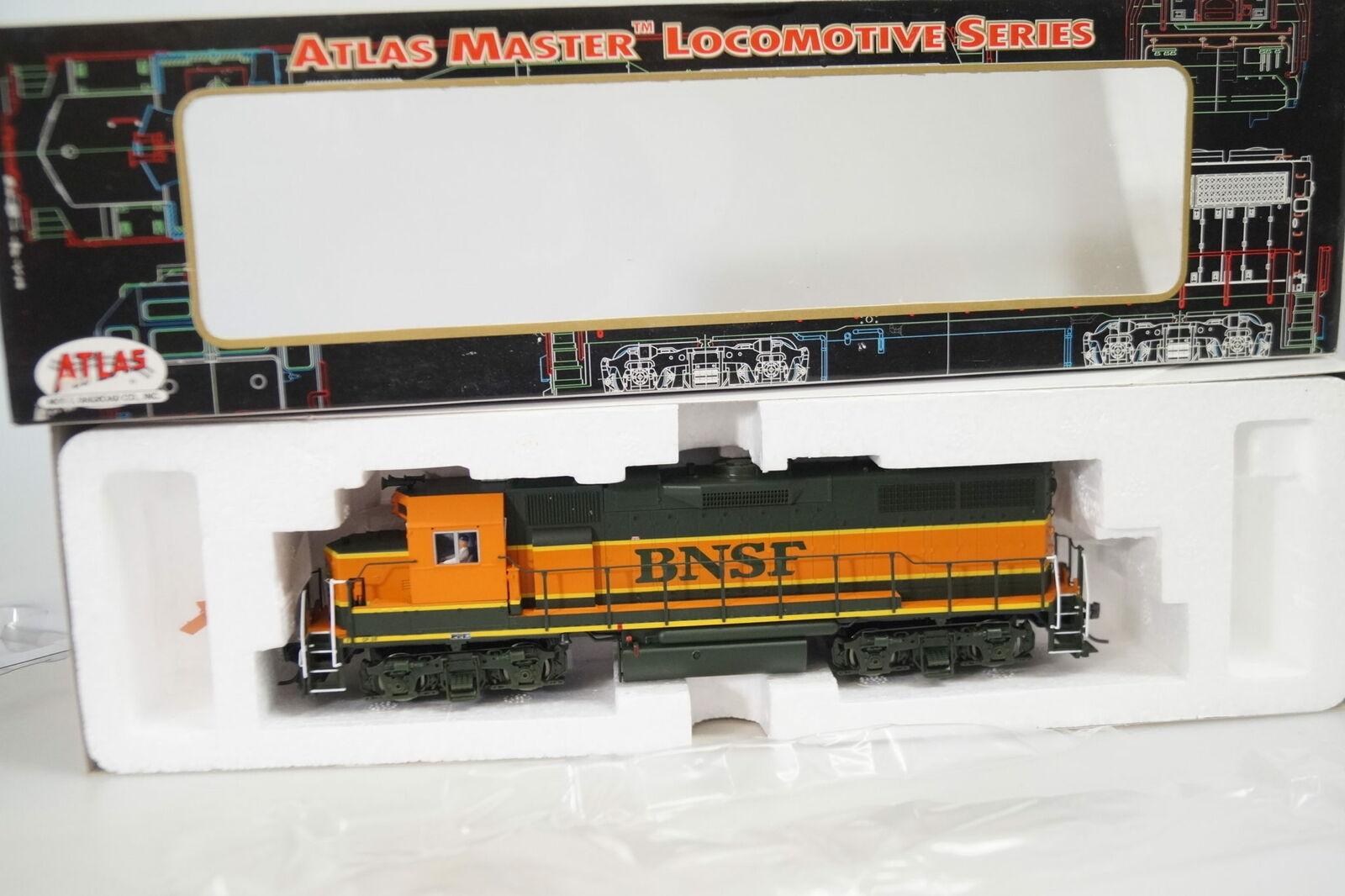 H0  8966 atlas Master us-diesellok gp-38 BNSF, mercancía nueva embalaje original DCC