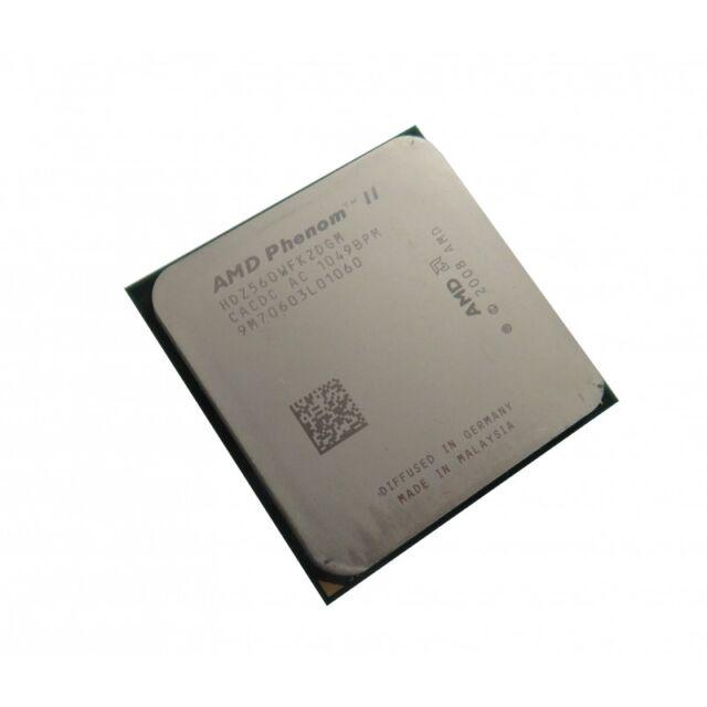 AMD Phenom II X 2 HDZ560WFK2DGM 3.3Ghz AM2+ AM3 CPU