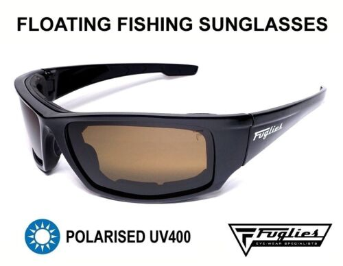 Fuglies Polarised Fishing Sunglasses PL15 FREE HARD CASE