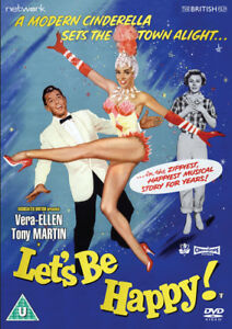 Let-039-s-Be-Happy-DVD-2015-Vera-Ellen-Levin-DIR-cert-U-NEW-Amazing-Value