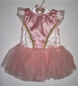 85f55c25a3 NWT GYMBOREE BALLERINA COSTUME 6 9 12 Mos Halloween Dress Up Tutu   eBay