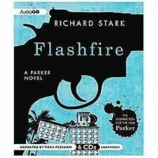 Flashfire by Richard Stark (2013, CD)