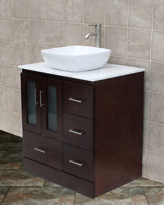 Charmant Image Is Loading 30 034 Bathroom Vanity 30 Inch Cabinet White