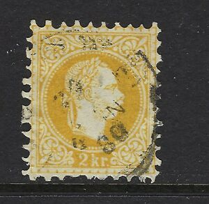 AUSTRIA-SC-34a-USED-LOT-20-137