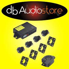 META SYSTEM ABP05760 Active park 4/14 Sensori di Parcheggio Retro Marcia Auto