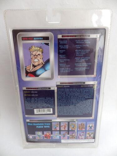 selten Mini Figürchen YOUNGBLOOD Gipskarton Spielzeug 1995 Brahma und RIPTIDE Action- & Spielfiguren