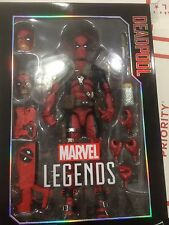 Marvel Legends Series ACTION FIGURE, Deadpool 12 Inch In Stock
