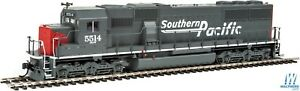 HO-Scale-WALTHERS-Mainline-910-10359-SOUTHERN-PACIFIC-SD50-5514-Decoder-Ready