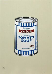A4-Original-Banksy-Soup-Can-No-7-250-High-quality-Reproduction-copy-Print