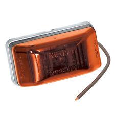 WESBAR LED CLEARANCE-SIDE MRKR LIGHT AMBER #99 SER
