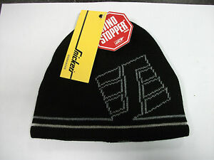 Image is loading SNICKERS-9093-WINDSTOPPER-BEANIE-HAT-BLACK-BRAND-NEW- 9e506f2e03d