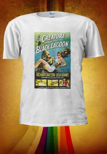 Il mostro della Laguna Nera Uomini Donne Unisex T-Shirt Maglietta da Baseball Felpa Con Cappuccio 2760