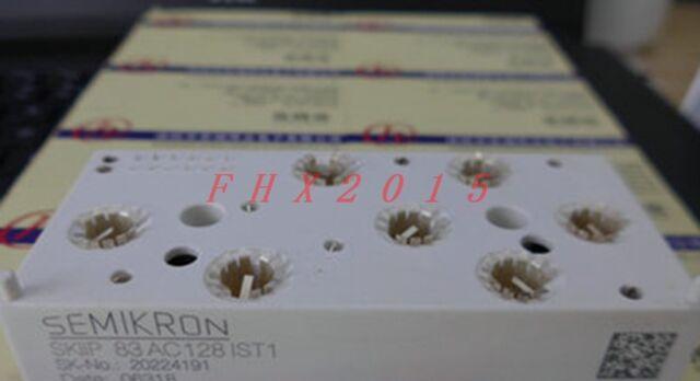 ONE NEW SEMIKRON SKIIP83AC128IST1