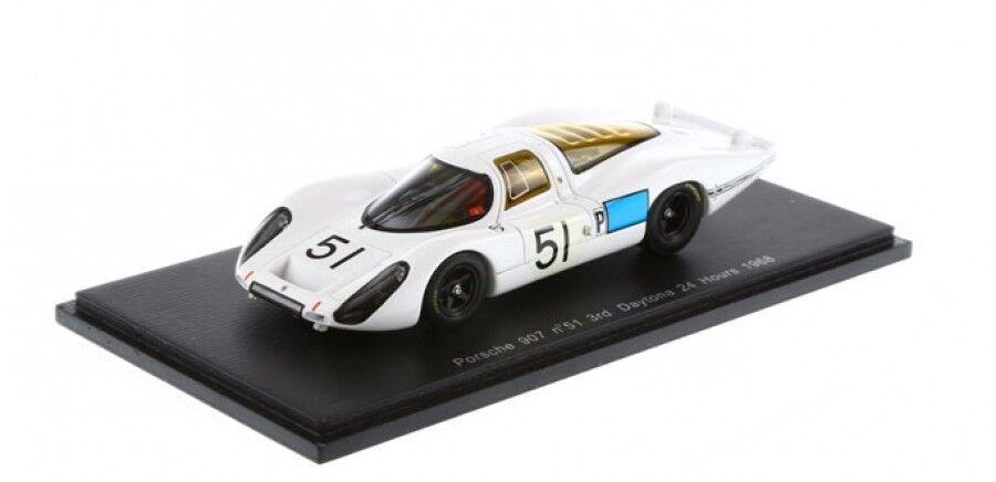 Porsche 907 Daytona 24hrs  51 Spark Spark Spark 1 43rd Model f54761
