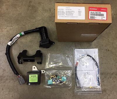 genuine oem honda ridgeline trailer hitch harness kit 2017 - 2020   ebay  ebay